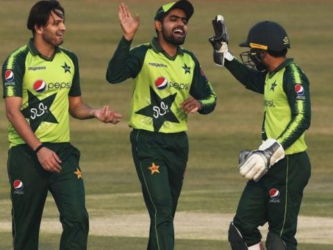 Pakistan in New Zealand