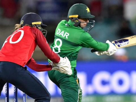 England Women tour of Pakistan