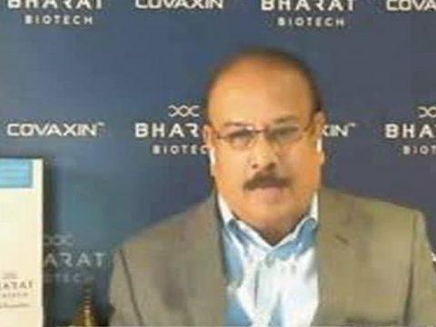 ovk1svsc bharat biotech chairman 625x300 04 January 21