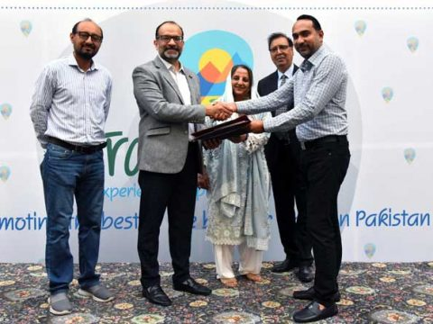 Launch of TravelinPK