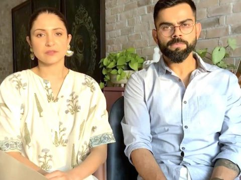 Anushka Sharma and Virat Kohli aim to raise Rs. 7 crores for COVID relief in India donate Rs. 2 crores in a fundraiser