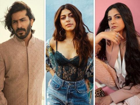 Harshvarrdhan Kapoor Alaya F in Rhea Kapoors next rom com