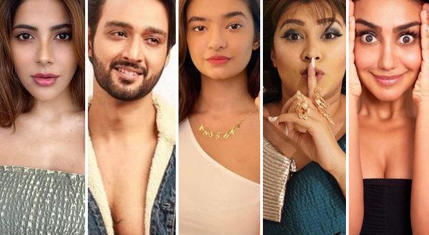 Khatron Ke Khiladi 11 Nikki Tamboli Sourabh Raaj Jain Anushka Sen Aastha Gill and Maheck Chahal eliminated already 2