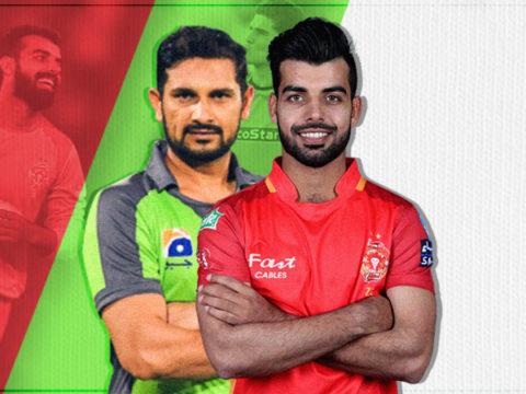 Lahore Qalandars vs Islamabad United web