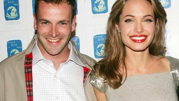 angelina jolie sparks reunion rumours with jonny lee miller