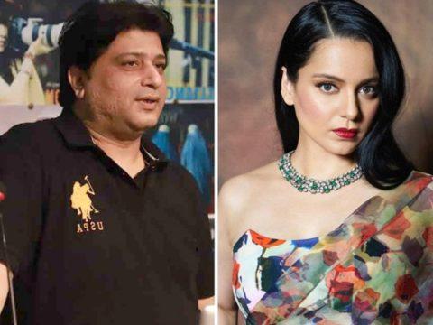 Author Ashish Kaul files a contempt petition against Actress Kangana Ranaut 1