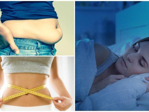 Burn Belly Fat in Sleep