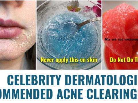 Facebook Collage — Dermatologist Tips