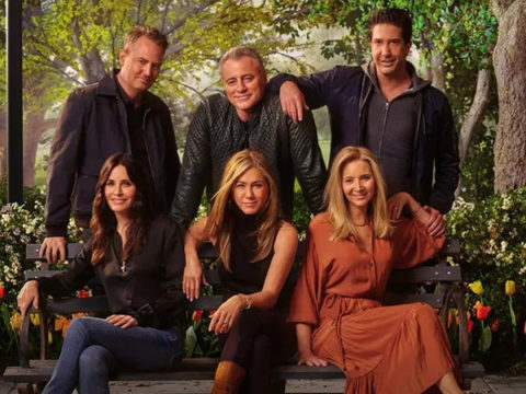 Friends The Reunion to have a world television premiere on friendship day at 3 primetime on Zee Cafe