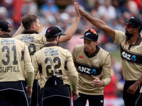 BAN v NZ