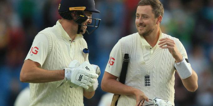 England v IND