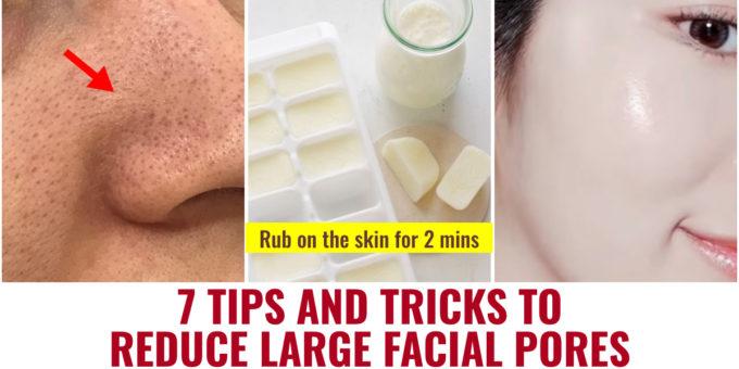 Facebook Collage — Large Facial Pores