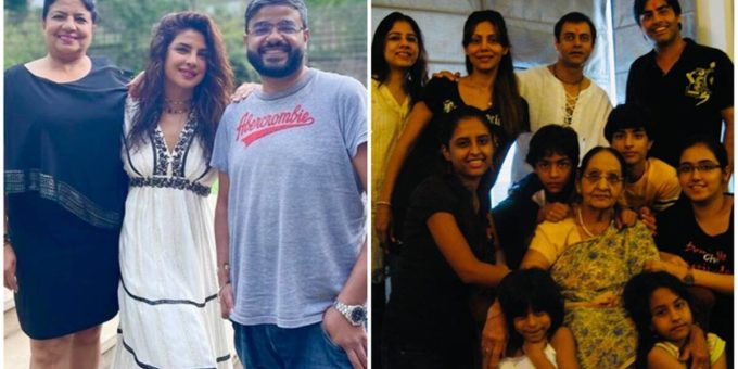 Priyanka Chopra Shah Rukh Khans wife Gauri Khan celebrate Raksha Bandhan 2021 with special photos Dia Mirza says smash patriarchy 1200