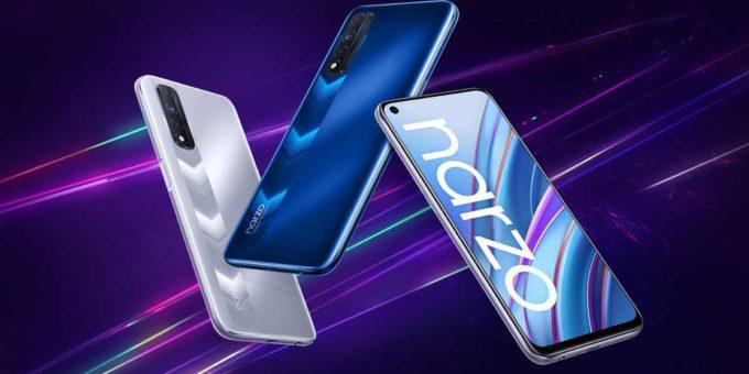Realme Narzo 30 new variant 1628074379367