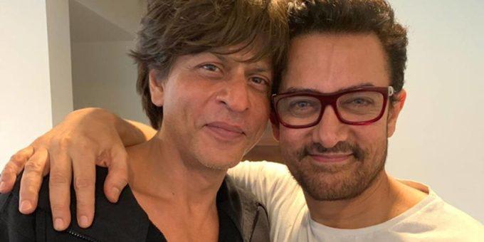 Shah Rukh Khan thank Aamir Khan