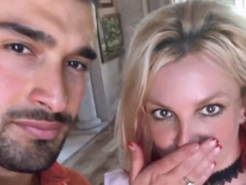 1632429924 britney spears and sam asghari engaged