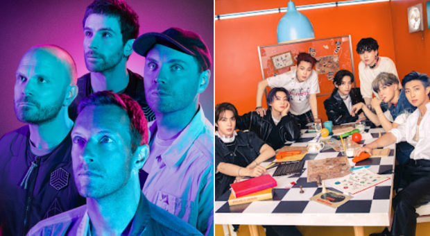 Coldplay and BTS collaboration track My Universe to release on September 24