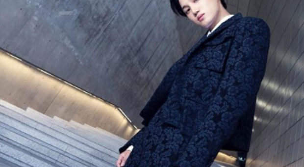 EXOs Kai becomes global representative of Seoul Fashion Week 20221