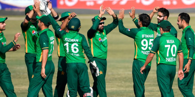 Pakistan Team 1