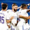 Real Madrid 2 1
