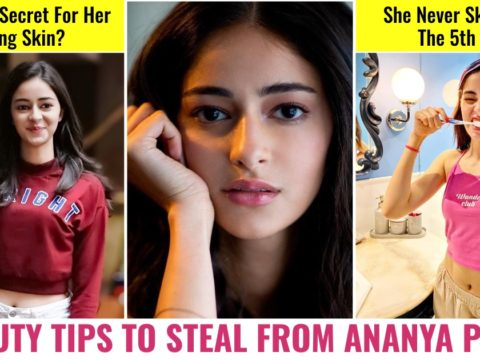 Facebook Collage — Beauty Tips Ananya Pandey 1