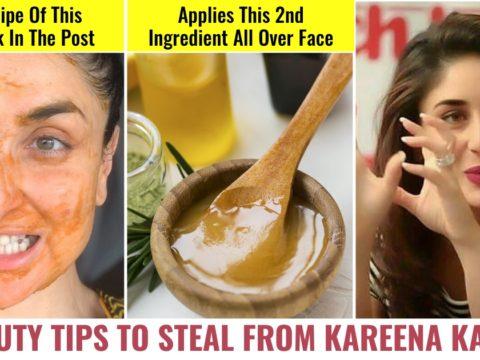 Facebook Collage — Beauty Tips Kareena Kapoor
