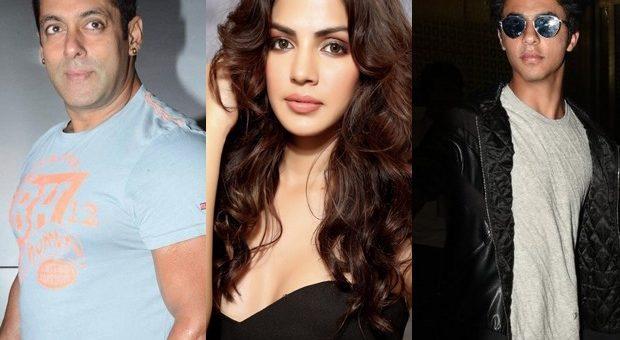 Salman Khan and Rhea Chakrabortys lawyer Satish Maneshinde to defend Aryan Khan