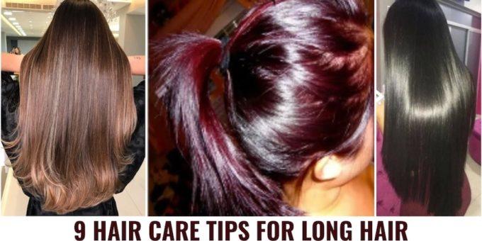 Tips for long hair 1